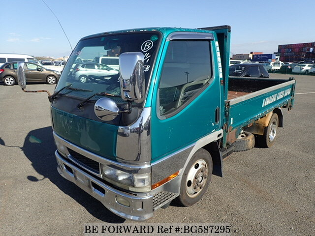 Used 2000 MITSUBISHI CANTER BG587295 for Sale
