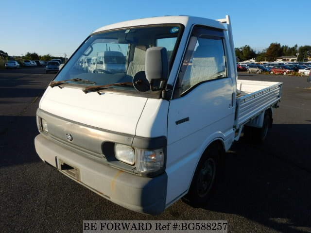 Used 1998 NISSAN VANETTE TRUCK BG588257 for Sale