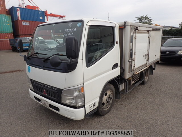 Used 2005 MITSUBISHI CANTER BG588851 for Sale