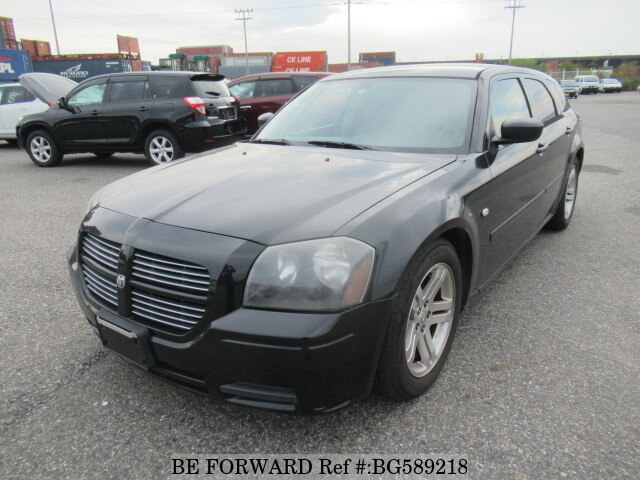Used 2011 DODGE MAGNUM BG589218 for Sale