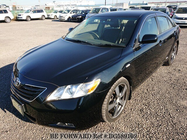 Used 2007 TOYOTA CAMRY BG589169 for Sale