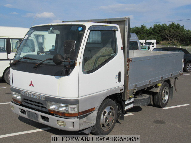 Used 1998 MITSUBISHI CANTER BG589658 for Sale