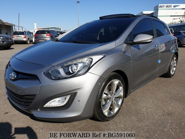 Used 2012 HYUNDAI I30 BG591060 for Sale