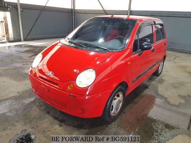 Used 2005 DAEWOO MATIZ BG591121 for Sale