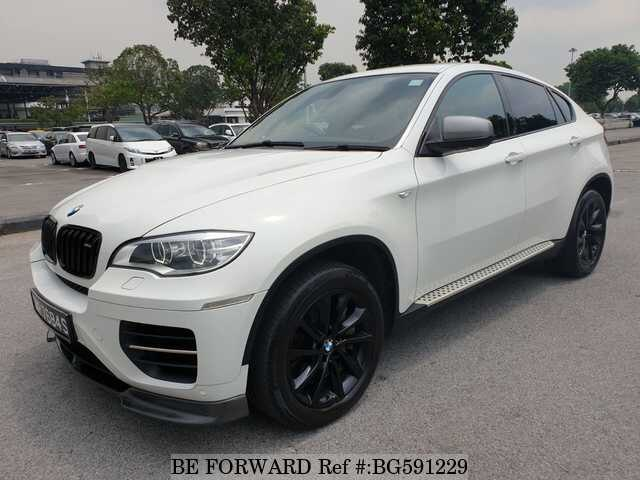 Used 2012 Bmw X6 M50d For Sale Bg591229 Be Forward