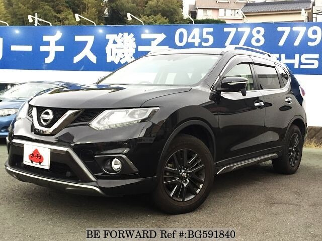 Used 2016 NISSAN X-TRAIL BG591840 for Sale