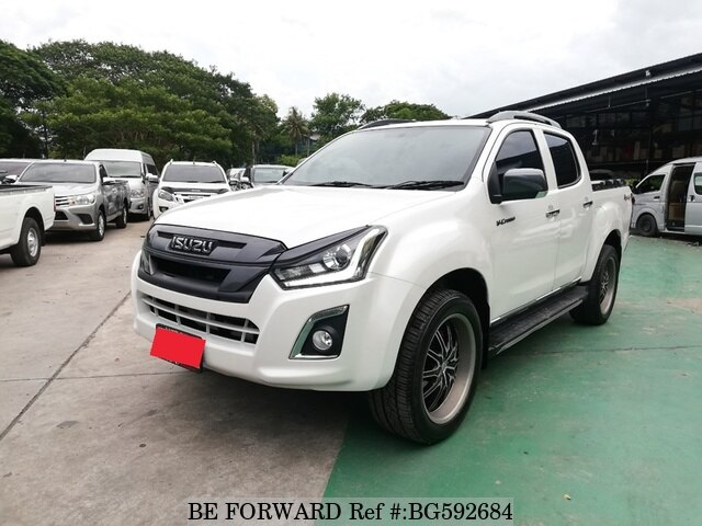Used 2018 ISUZU D-MAX BG592684 for Sale
