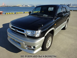 Used 1998 TOYOTA HILUX SURF BG592784 for Sale