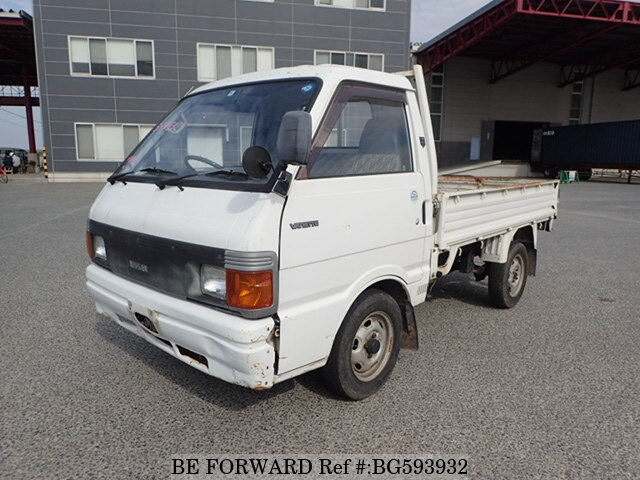 Used 1996 NISSAN VANETTE TRUCK BG593932 for Sale