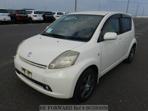 Used 2005 TOYOTA PASSO BG593056 for Sale