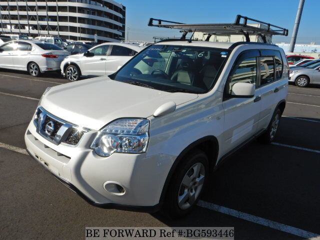 Used 2012 NISSAN X-TRAIL BG593446 for Sale