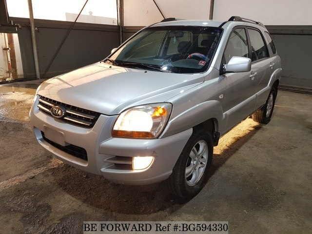 Used 2005 KIA SPORTAGE BG594330 for Sale