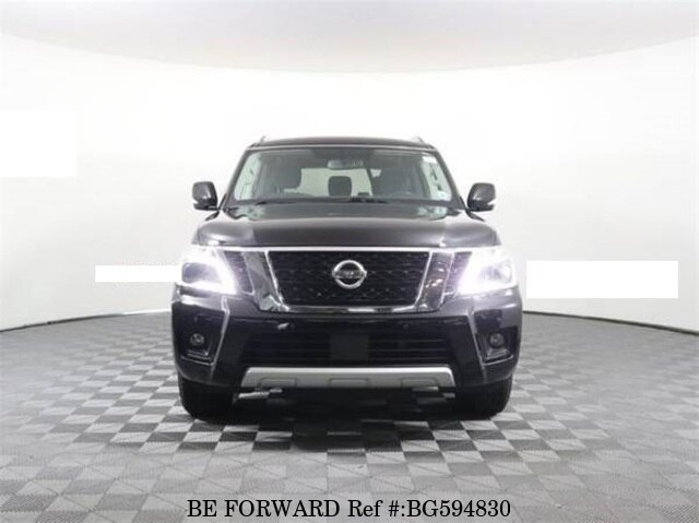 Used 2018 NISSAN ARMADA BG594830 for Sale