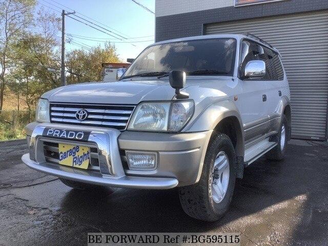 Toyota Land Cruiser Diesel >> 2002 Toyota Land Cruiser Prado