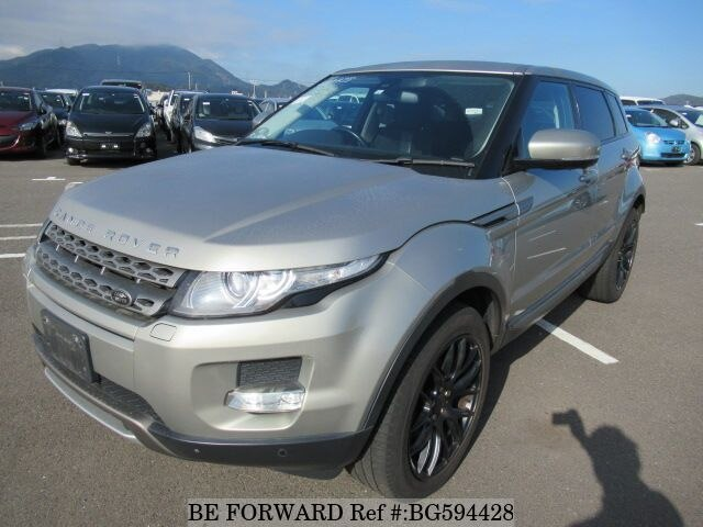 Used 2012 LAND ROVER RANGE ROVER EVOQUE BG594428 for Sale