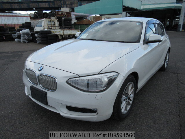 Used 2013 BMW 1 SERIES BG594560 for Sale