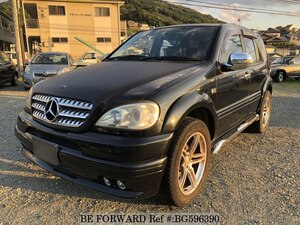 Used 1999 MERCEDES-BENZ M-CLASS BG596390 for Sale
