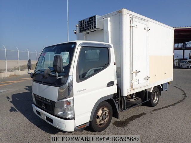 Used 2008 MITSUBISHI CANTER BG595682 for Sale