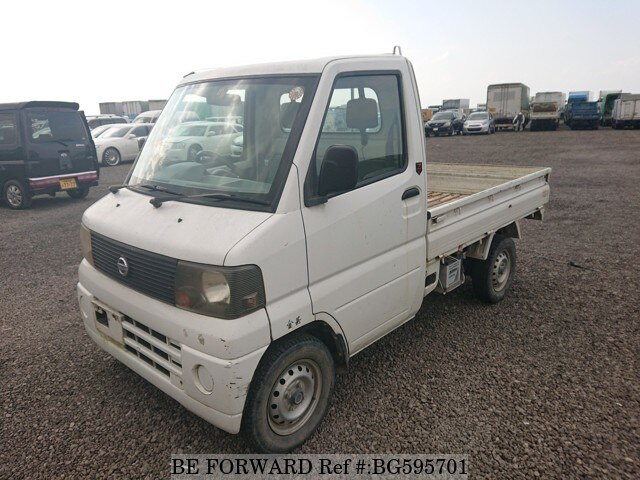 Used 2003 NISSAN CLIPPER TRUCK BG595701 for Sale