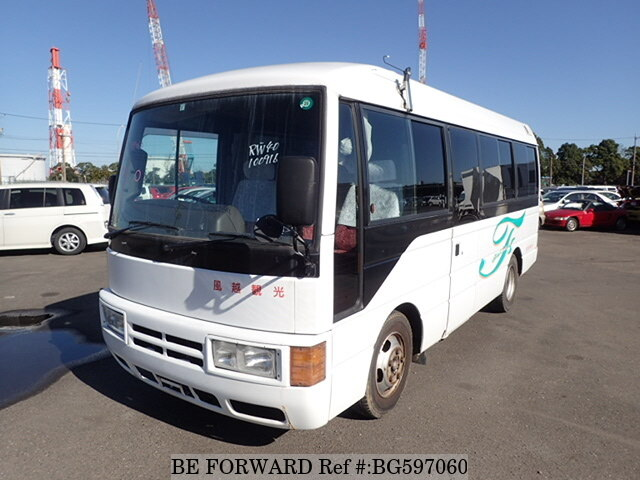 Used 1997 NISSAN CIVILIAN BUS BG597060 for Sale
