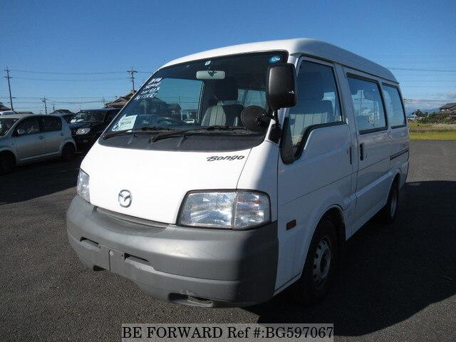 Used 2012 MAZDA BONGO VAN DX WIDE/ABF-SKP2V for Sale ...