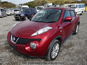 Used 2011 NISSAN JUKE BG597914 for Sale