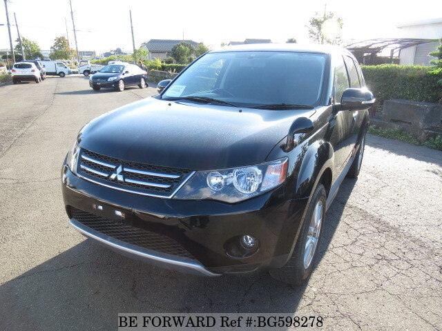 Used 2011 MITSUBISHI OUTLANDER BG598278 for Sale