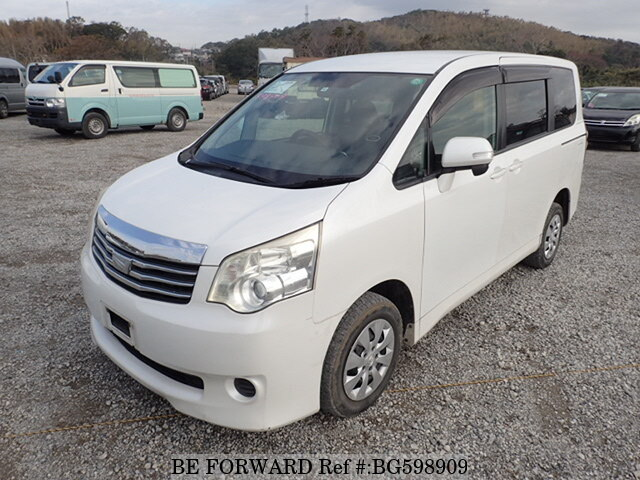 Used 2010 TOYOTA NOAH BG598909 for Sale