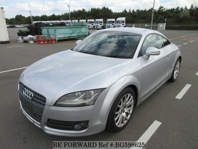 Used 2007 AUDI TT BG598625 for Sale