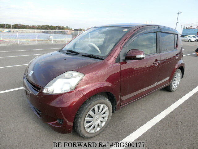 Used 2008 TOYOTA PASSO BG600177 for Sale