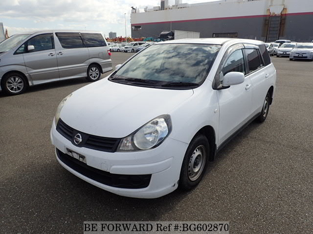Used 2012 NISSAN AD EXPERT BG602870 for Sale