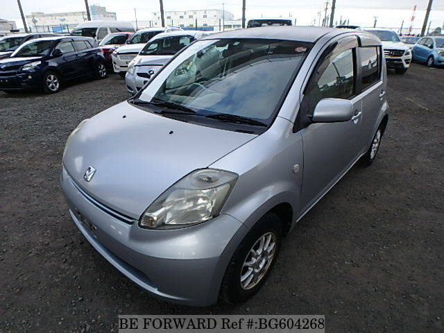 Used 2005 TOYOTA PASSO BG604268 for Sale