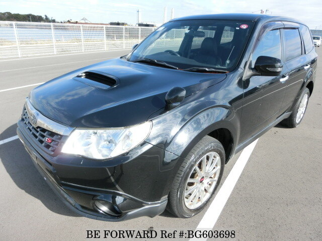 Used 2011 SUBARU FORESTER BG603698 for Sale