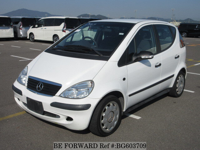 Used 2003 MERCEDES-BENZ A-CLASS/GH-168033 for Sale ...