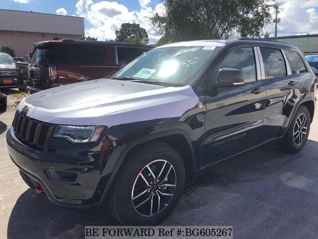 Jeep Grand Cherokee Trailhawk For Sale >> 2019 Jeep Grand Cherokee