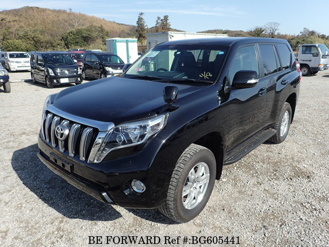 Used 2014 TOYOTA LAND CRUISER PRADO BG605441 for Sale