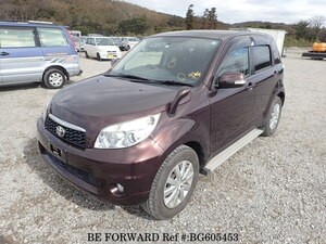 Used 2010 TOYOTA RUSH BG605453 for Sale