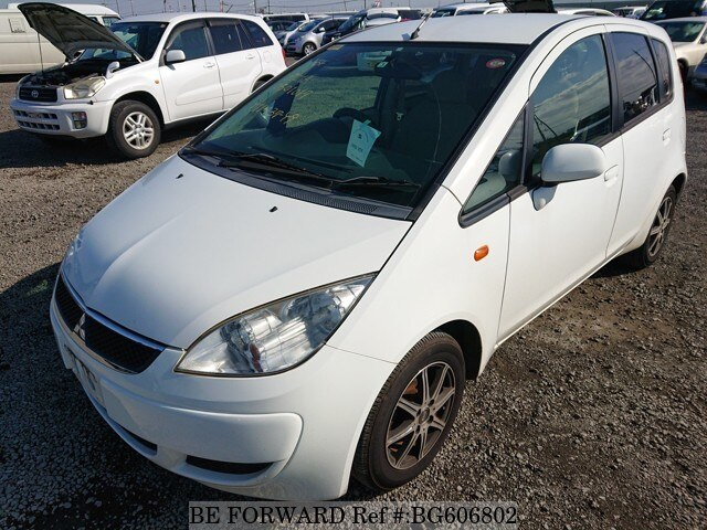 Used 2008 MITSUBISHI COLT BG606802 for Sale