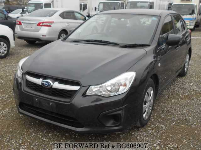 Used 2014 SUBARU IMPREZA SPORTS BG606907 for Sale