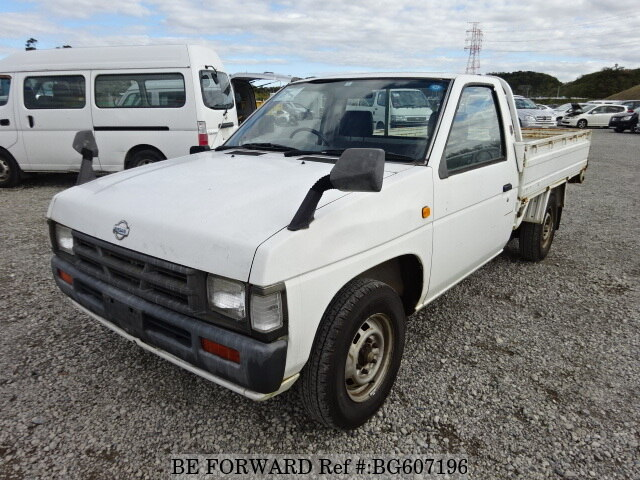 Used 1996 NISSAN DATSUN TRUCK BG607196 for Sale