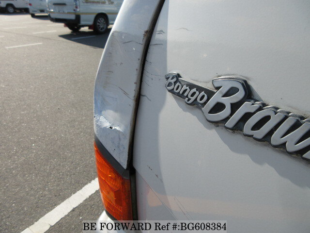 Used 1986 MAZDA BONGO BRAWNY TRUCK/N-SD29T for Sale ...