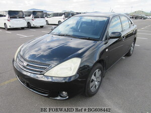 Used 2002 TOYOTA ALLION BG608442 for Sale