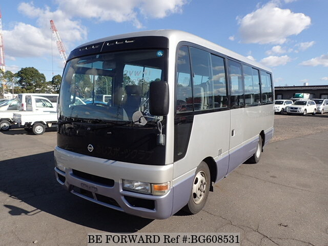 Used 2004 NISSAN CIVILIAN BUS BG608531 for Sale