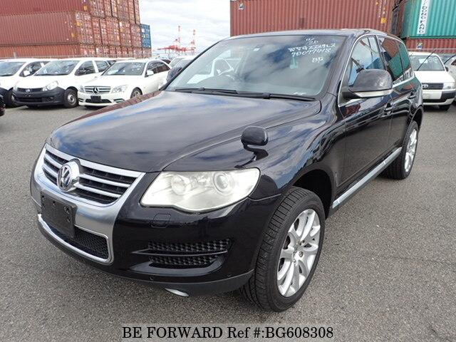 Volkswagen Touareg For Sale >> 2007 Volkswagen Touareg