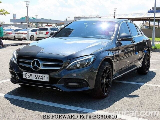 Used 2015 MERCEDES-BENZ C-CLASS BG610510 for Sale