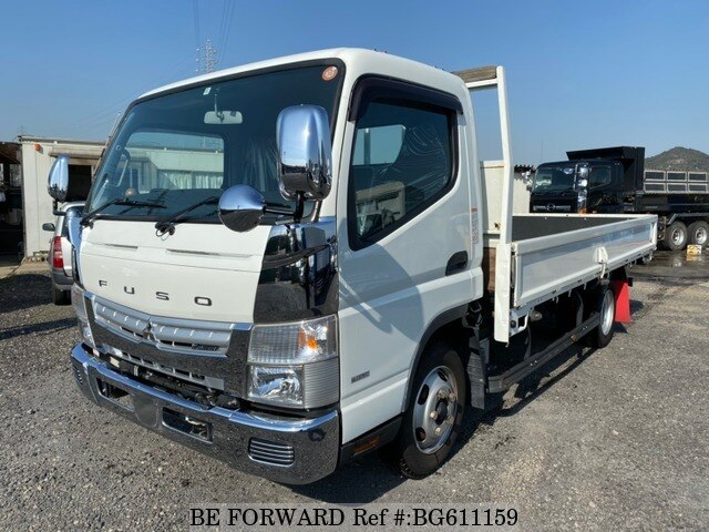 Used 2017 MITSUBISHI FUSO CANTER BG611159 for Sale