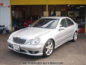 Used 2005 MERCEDES-BENZ C-CLASS BG611195 for Sale
