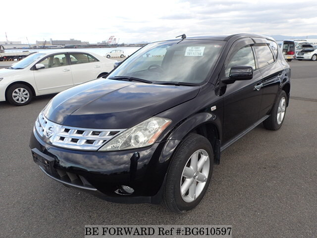 Used 2007 NISSAN MURANO BG610597 for Sale