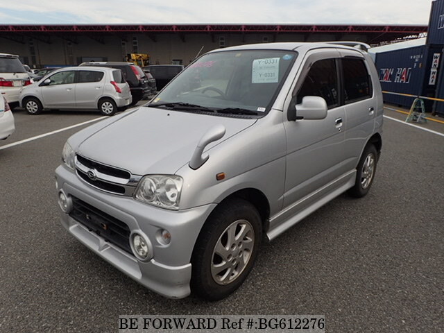 Used 2002 Daihatsu Terios Kid Custom Star Edition Ta J111g For
