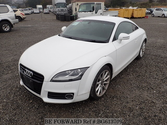 Used 2010 AUDI TT BG613709 for Sale